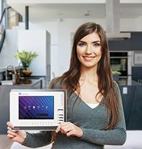 IQ Smart Home Kurumsal Kimlik