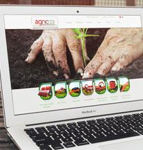 Agricoo Web Sitesi