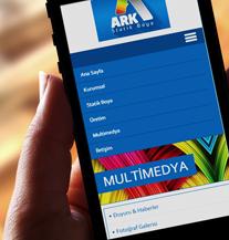 Ark Statik Boya Web Sitesi