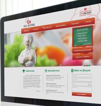 Konya Gül Mutfağı Web Sitesi