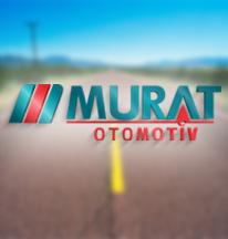 Murat Otomotiv Web Sitesi