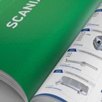 SRN Egzoz Sistemleri Ürün Kataloğu
